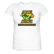Womens T Shirt - available in White